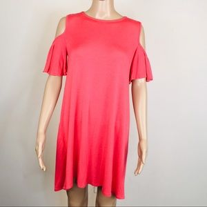 Hourglass Lilly Pink Dress